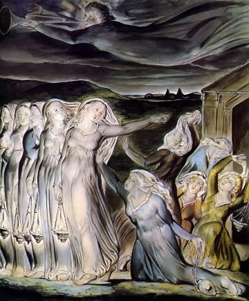 The Wise and Foolish VirginsWilliam Blake, 1826Matthew 25:1-6